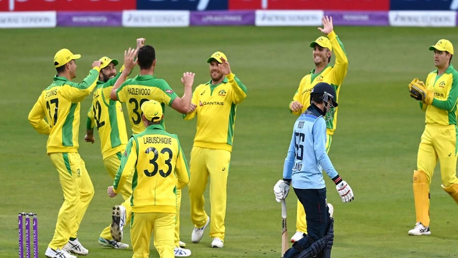 Billings century in vain as England beaten by Australia