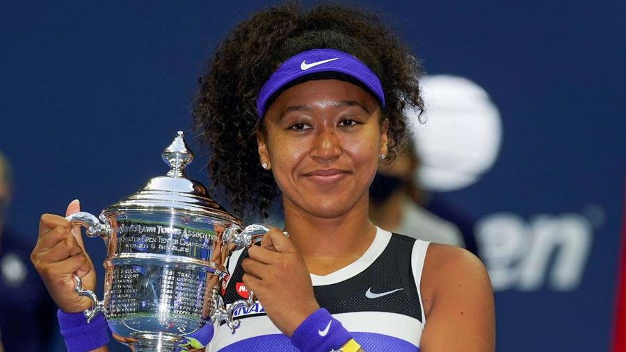 Osaka fights back to win US Open