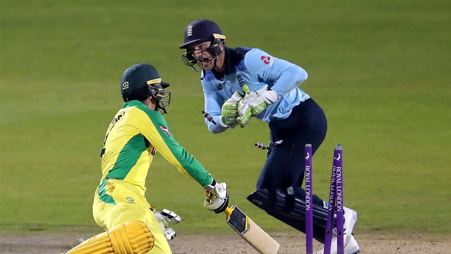 England beat Australia in thrilling 2nd ODI