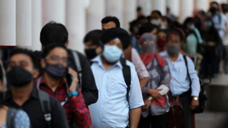 India's coronavirus cases surge past five million
