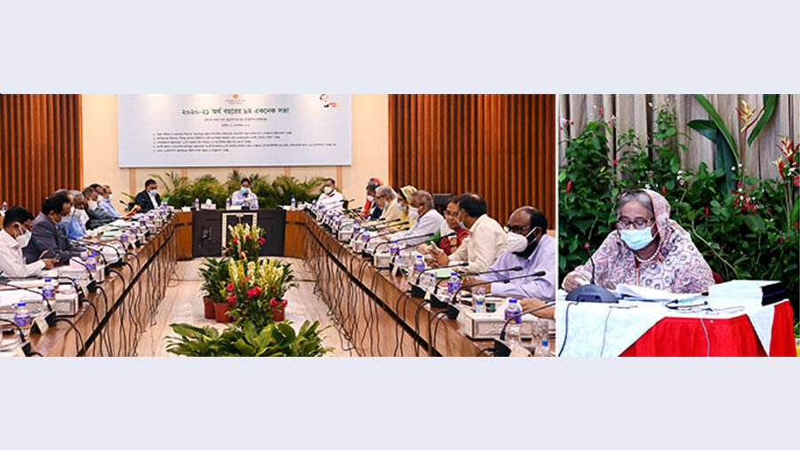 ECNEC approves Tk 246.28cr Hilsha development project