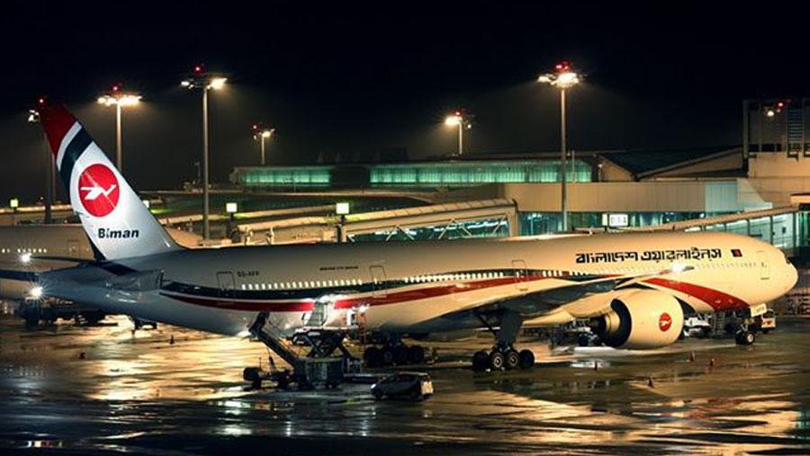 Biman resumes flights to Singapore on Oct 1