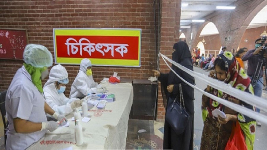 Covid in Bangladesh: 2mln tests conducted; 18.49pc positive