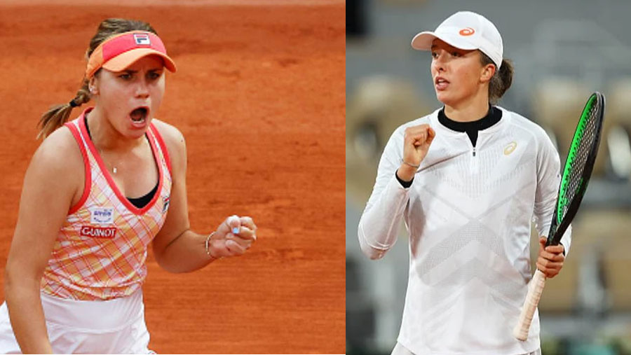 Kenin and Swiatek set for final French Open duel