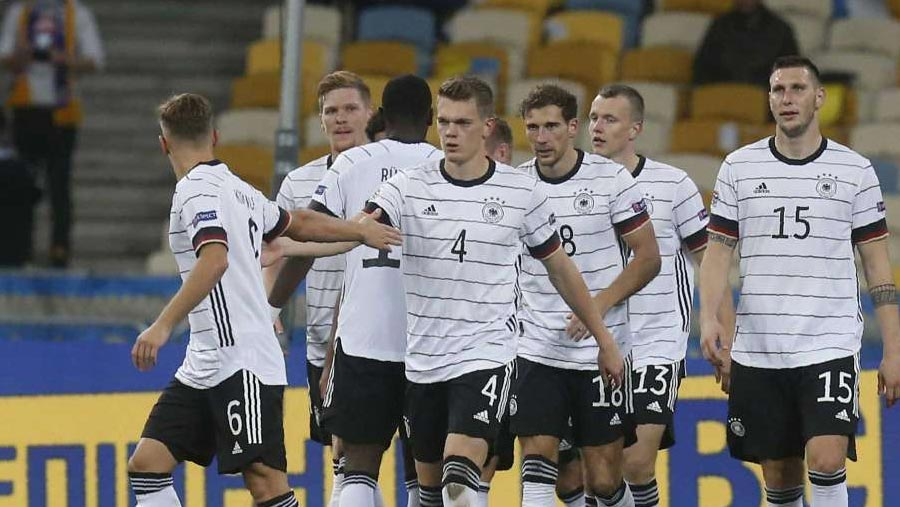 Germany claim first Nations League win