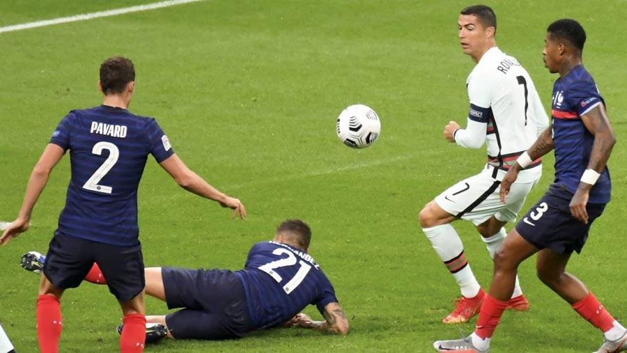 Portugal 0-0 France