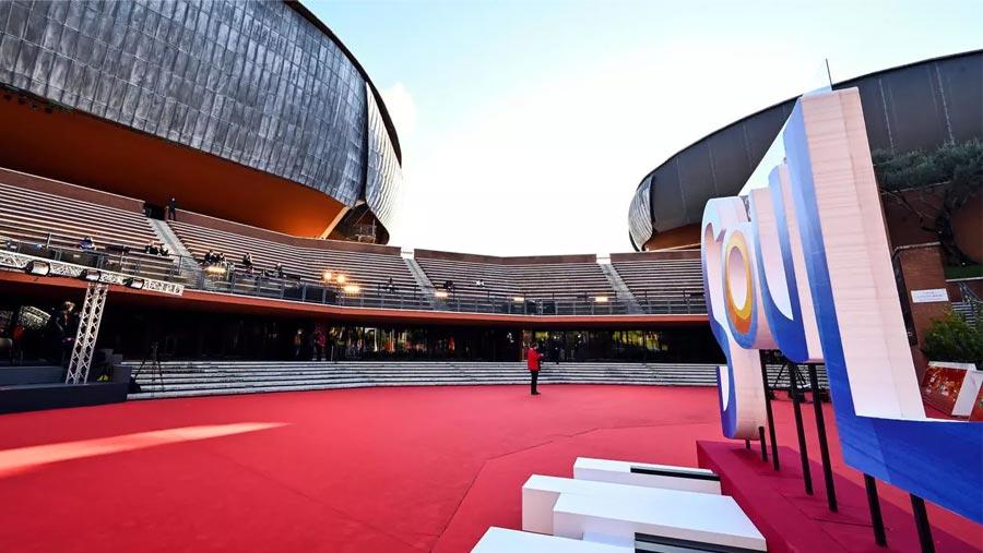 Rome Film Festival opens