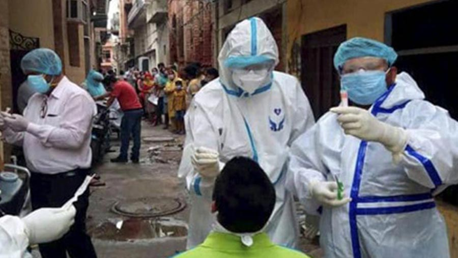 WHO urges to enforce quarantine to crush pandemic