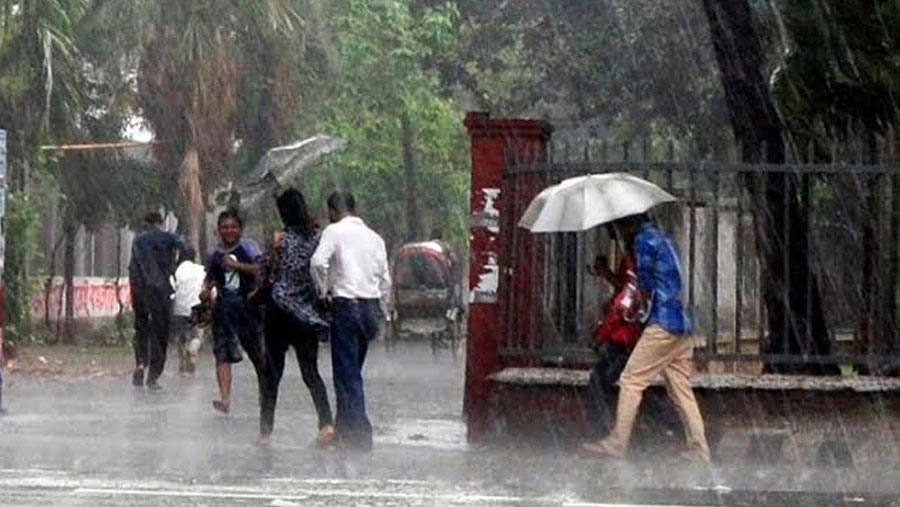 Depression over Bay to bring more rains in the country
