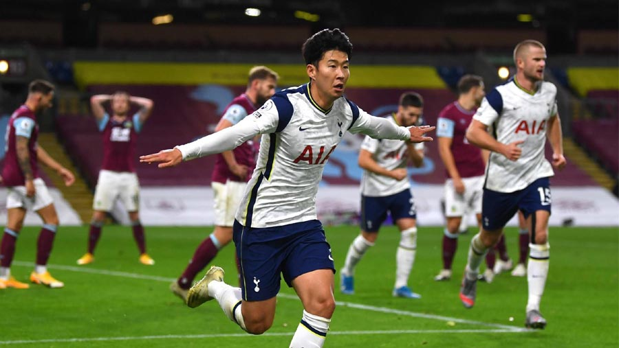 Kane and Son once again secure Spurs' win