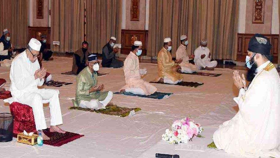 Holy Eid-e-Miladunnabi observed