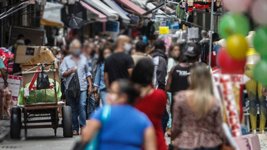 Pandemic drives Brazil jobless rate to record 14.4%