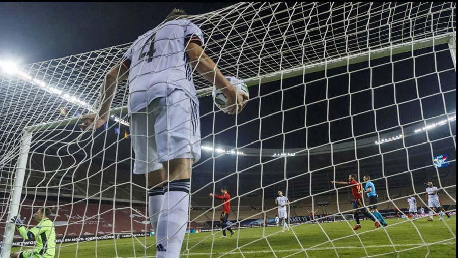 Spain hands Germany worst defeat