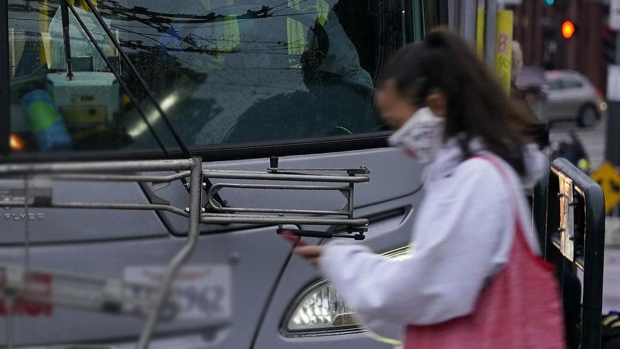 US virus death toll passes 250,000, NY closes schools