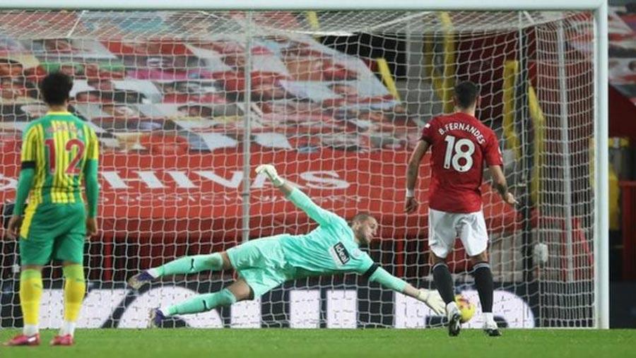 Man United 1-0 West Brom