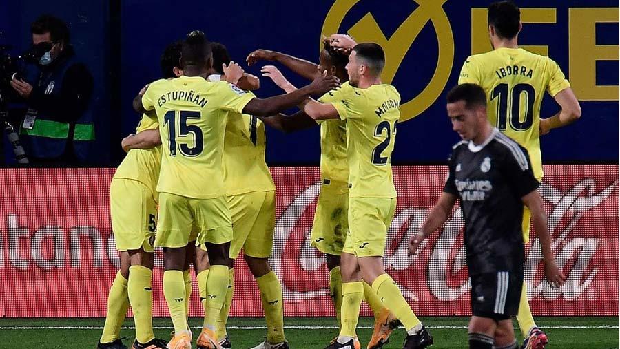 Villarreal 1-1 Real Madrid