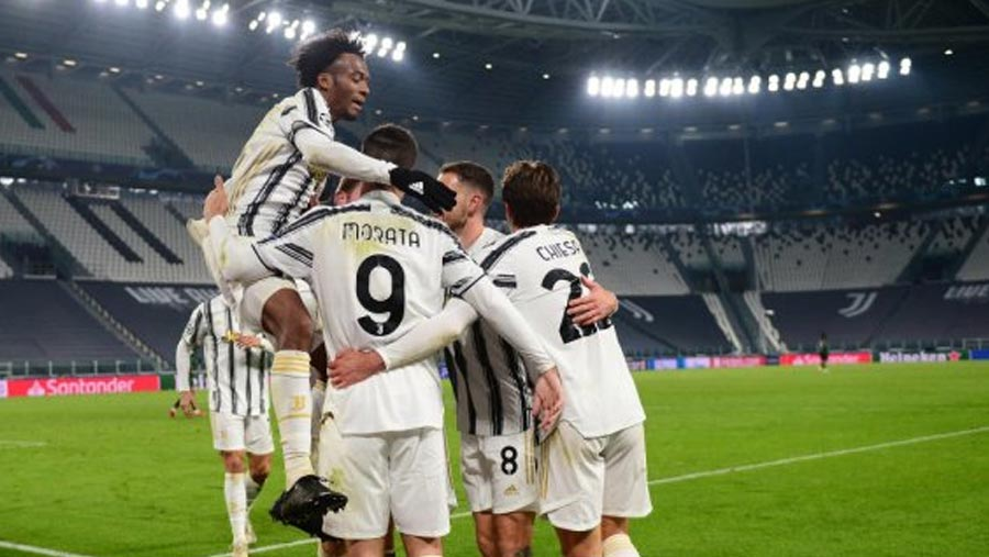 CR7 fires Juve past Ferencvaros into last 16