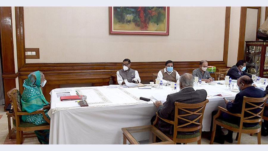 Awami League picks candidates for 25 municipalities