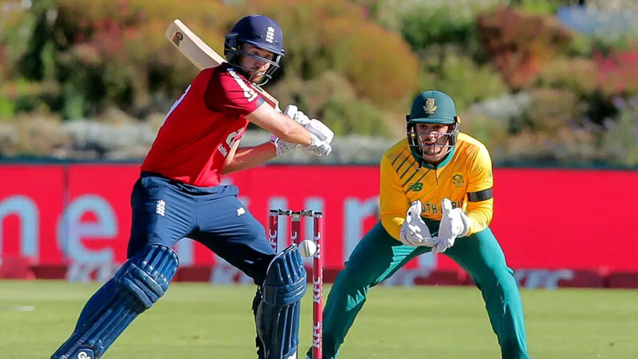 England seal T20 series victory with tight win