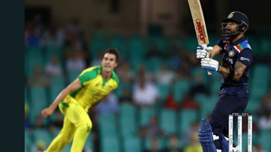 Australia beat India to take unassailable 2-0 lead