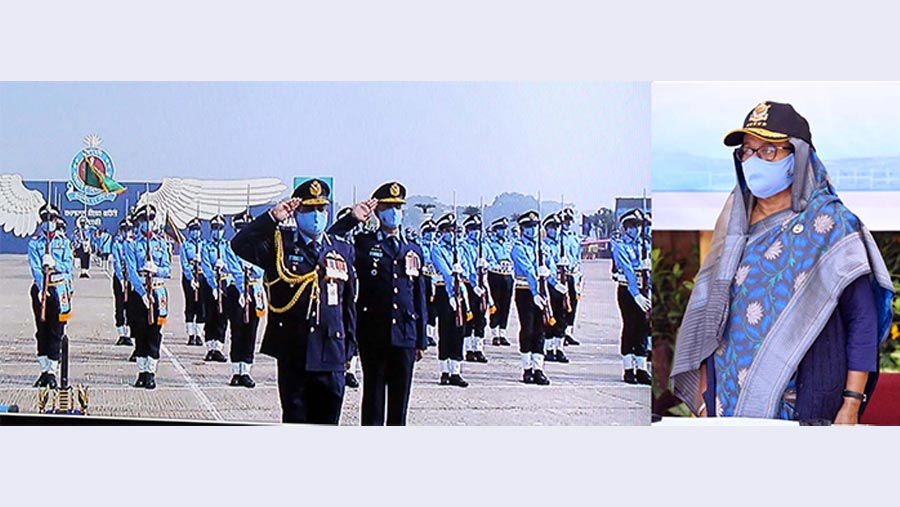 BAF to get high-performance fighter planes: PM