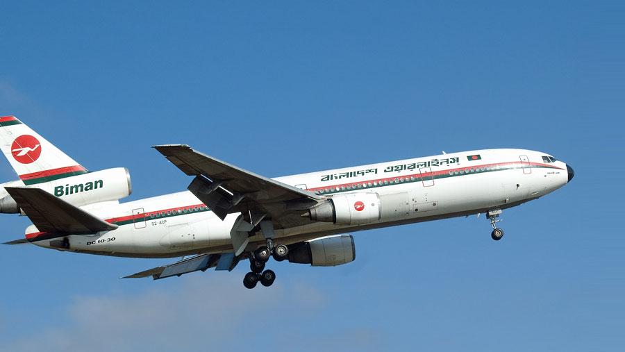 Biman suspends flights to Saudi Arabia for one week