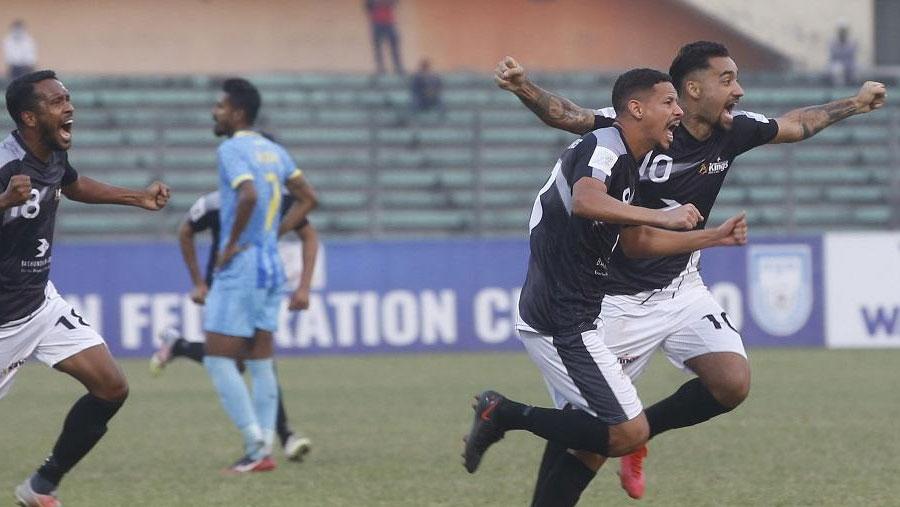 Kings beat Dhaka Abahani to reach Fed Cup final