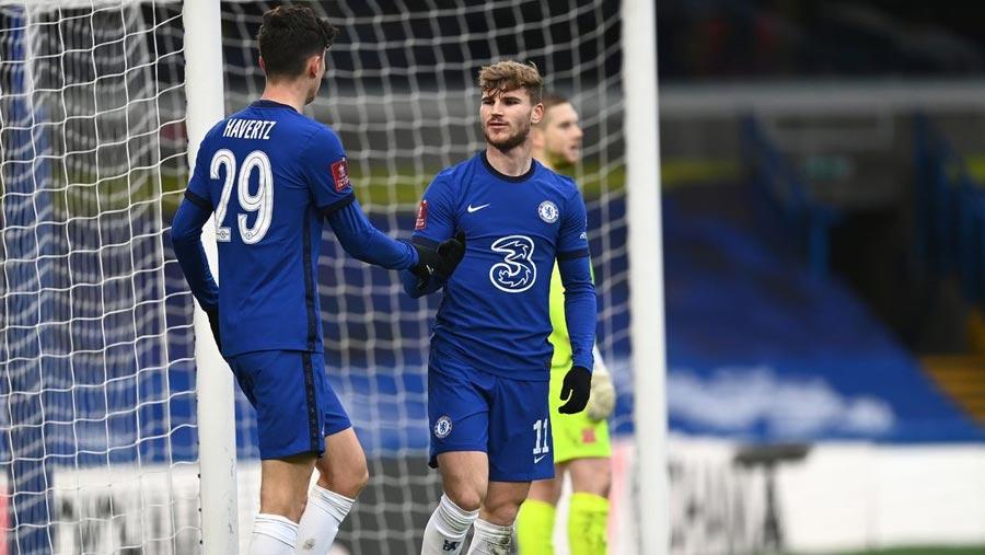 Chelsea, Man City cruise into 4th round, Leeds beaten