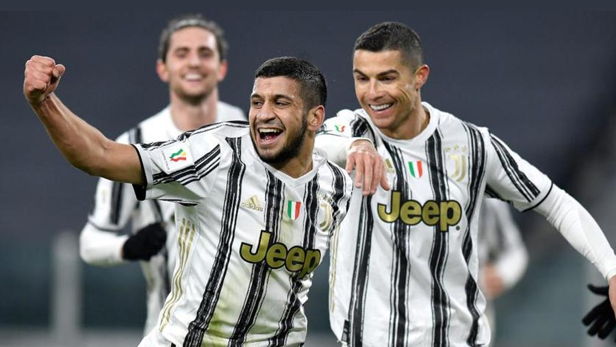 Juv join Napoli, Inter, Milan in Italian Cup quarters