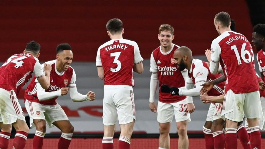 EPL: Arsenal beat Newcastle to go 10th