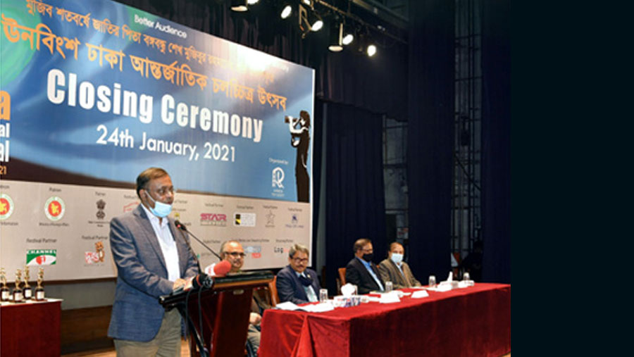 Bangladeshi films will compete in global screen soon, says Hasan