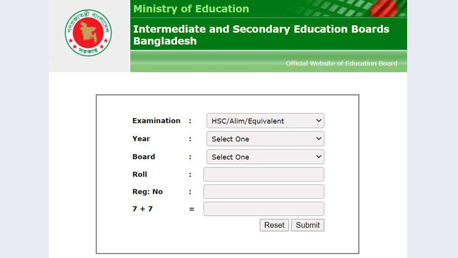Students asked not to make gathering on result day