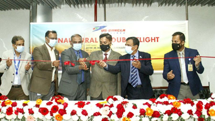 US-Bangla spread wings to Dubai