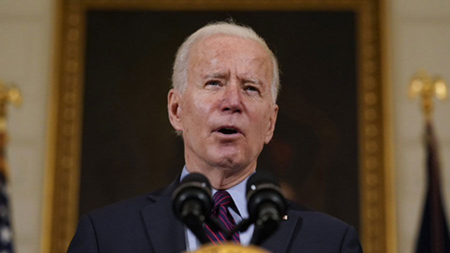 Biden vows to act fast on US stimulus amid weak January hiring