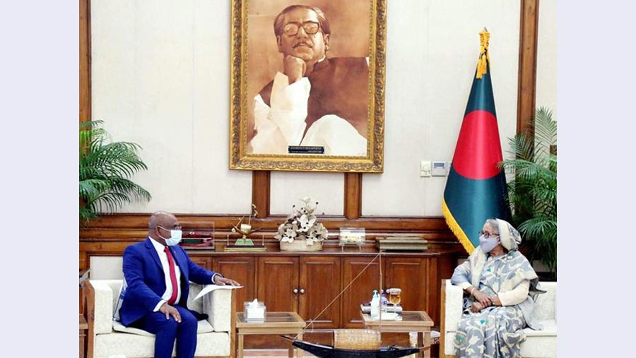 Bangladesh to help Maldives combat climate changes: PM
