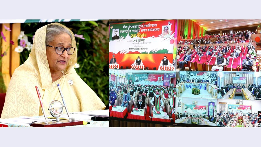 Bangladesh history must be made known down through generations: PM