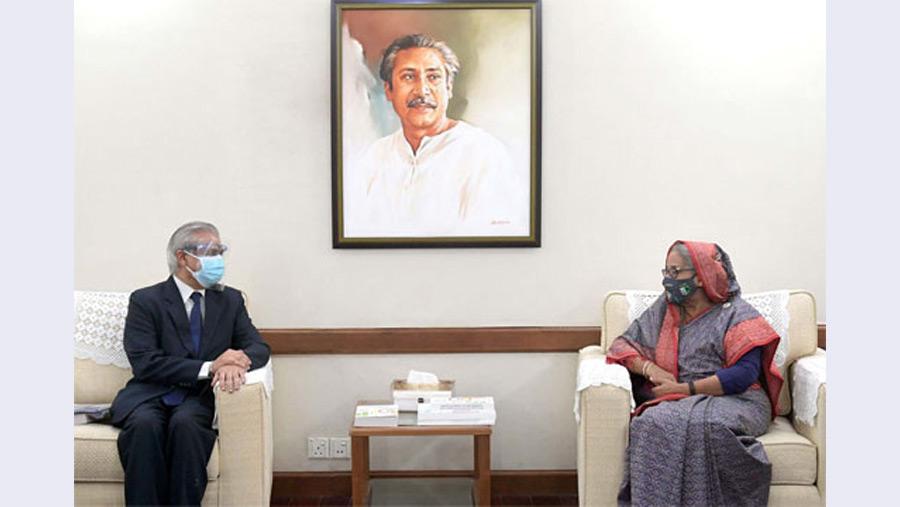 ADB lauds PM's leadership in managing Covid-19 pandemic