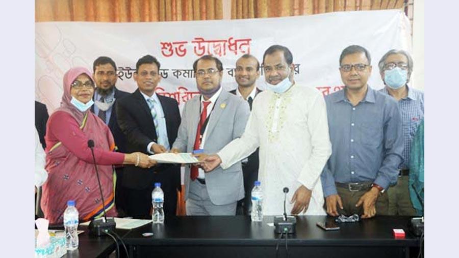 Jahangirnagar University signs MoU with UCB and DBBL