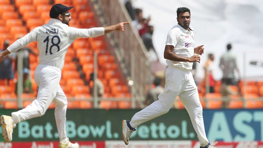 India beat England to clinch series, and a spot in the Test Championship final