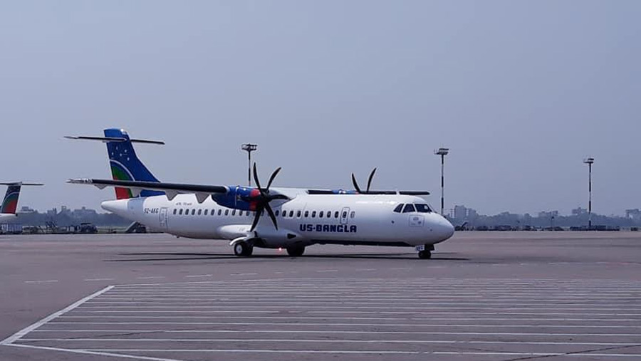 US-Bangla airlines to add another ATR 72-600 aircraft on Saturday