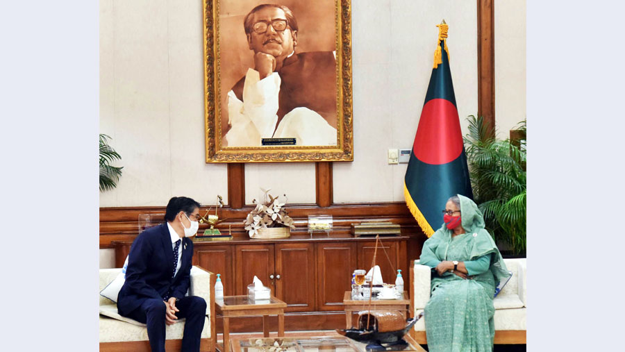 Japan to invest more in Bangladesh after Covid situation
