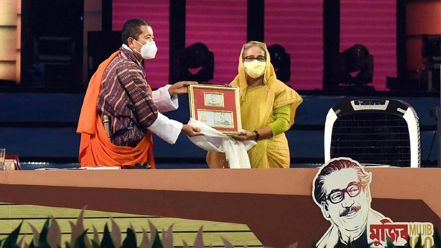 BD's economic progress deserves high commendation: Bhutanese PM