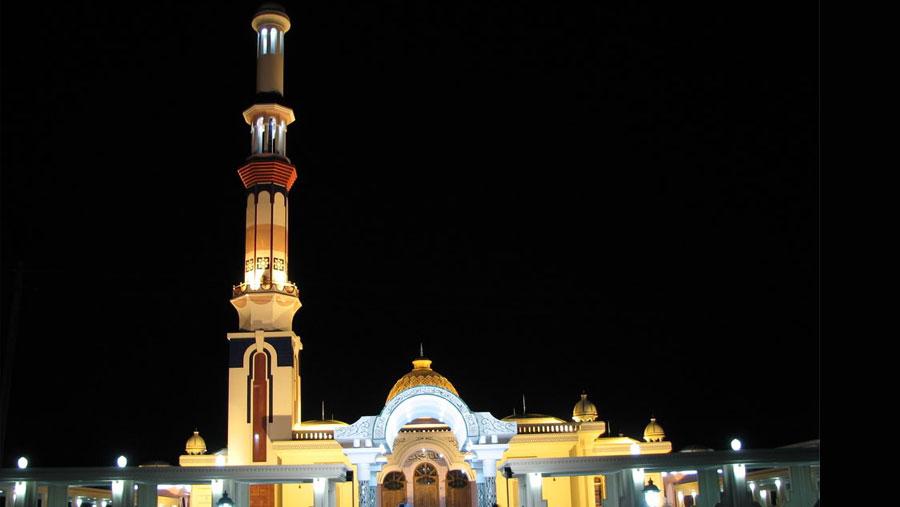 Holy Lailatul Qadr Sunday night