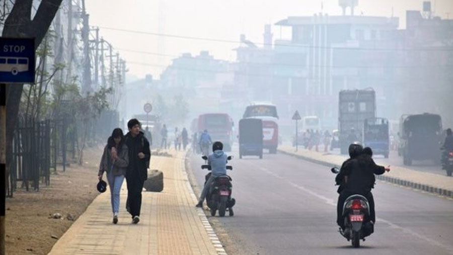 Pollution forces Nepal schools to close for the first time