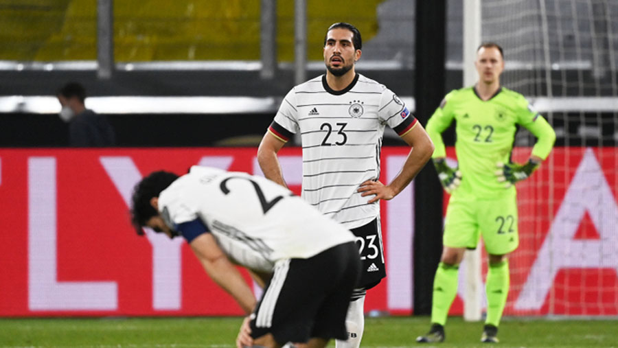 Germany suffer shock defeat against N Macedonia