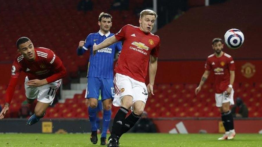 Greenwood seals comeback win for Man Utd