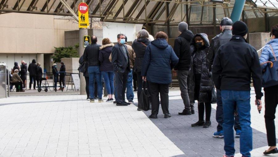 Canada's Covid cases surpass 1 million