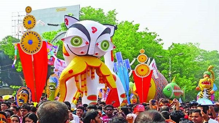 No physical 'Mangal Shobhajatra' this year