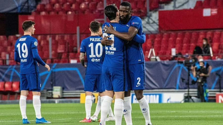 Chelsea reach C' League semi-finals