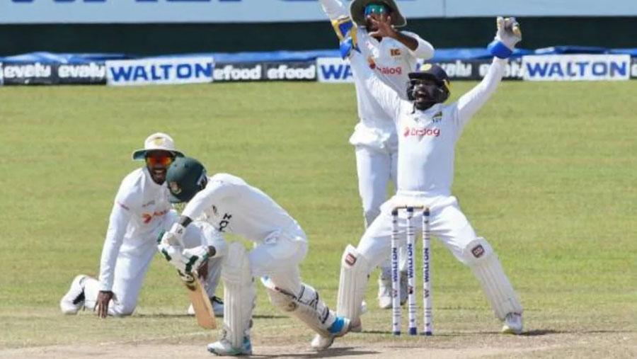 Sri Lanka beat Tigers to win Test series